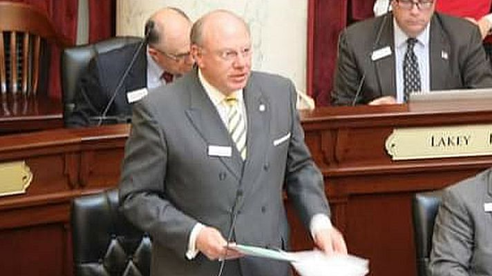 Required to Wear a Mask? Thank Sen. Fred Martin, Who's Not Doing His Job