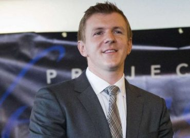 James O'Keefe to Headline Bonneville County Lincoln Day Gala