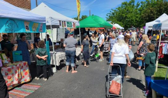 Farmers Market in Nampa Setting Record Sales