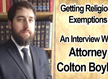 A Constitutional Attorney Explains Religious Exemptions