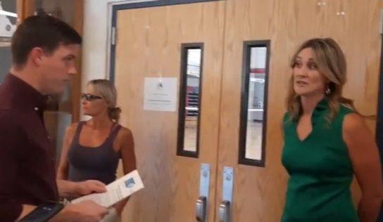 State Representative, Refused Entry Into Gov. Little's Press Conference, Responds
