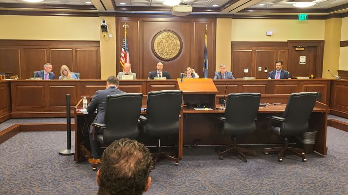 Non-Disclosure of Campaign Donation Taints House Ethics Committee Proceedings