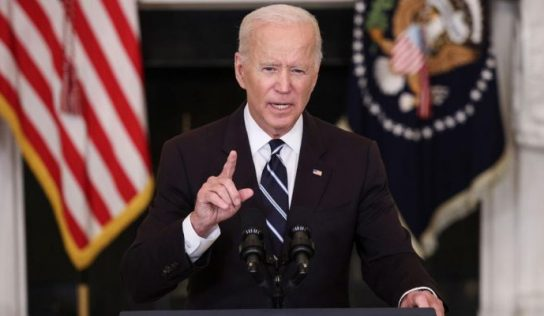 Biden Has No Authority to Do What He Did