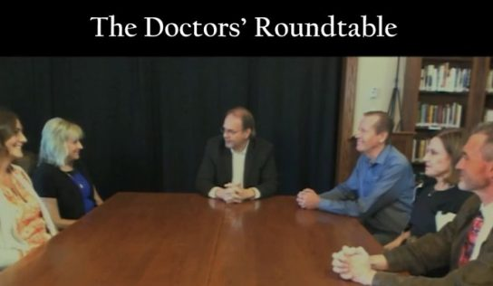 Five Doctors Meet for Roundtable Discussion on Medical Truth