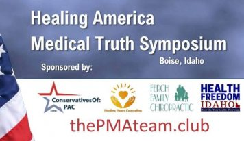 Today's Healing America – Medical Truth Symposium in Boise to be Aired Live on BrighteonTV